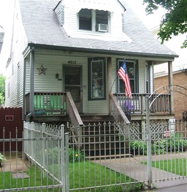4213 N Lawndale, Chicago, IL 60618