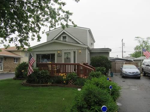 8355 S 78th, Bridgeview, IL 60455