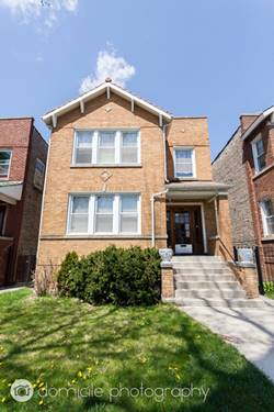 4108 W Fletcher Unit 1, Chicago, IL 60641