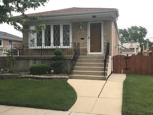 5419 S Narragansett, Chicago, IL 60638