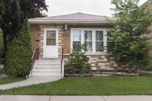 5358 S Kolin, Chicago, IL 60632