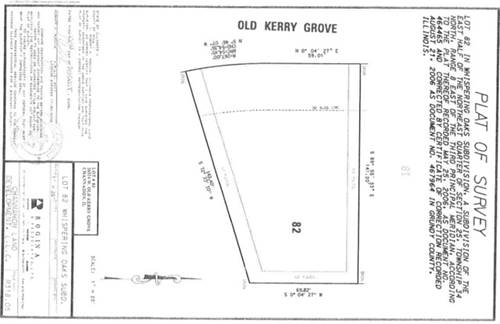 LOT #82 Old Kerry Grove, Channahon, IL 60410