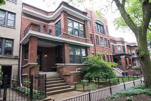 1248 W Cornelia, Chicago, IL 60657