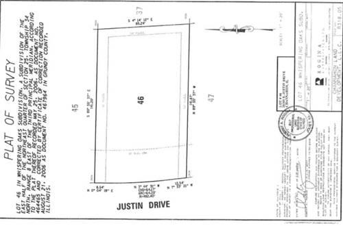 LOT #46 Justin, Channahon, IL 60410
