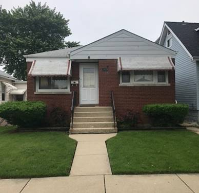 3427 N Overhill, Chicago, IL 60634