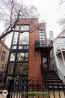5536 N Glenwood Unit 2F, Chicago, IL 60640 Andersonville