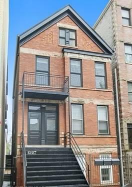 1527 W Haddon Unit 3, Chicago, IL 60642 Noble Square