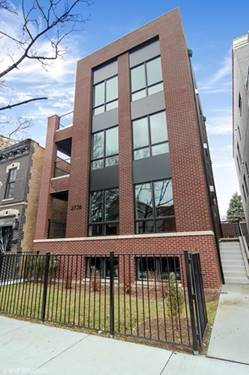 2738 N Racine Unit 3, Chicago, IL 60614 West Lincoln Park