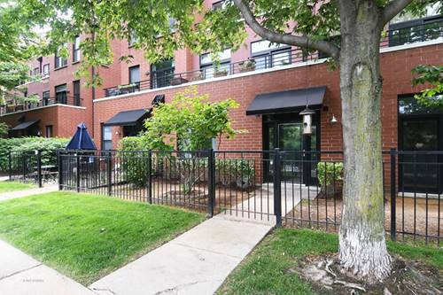 2912 N Riverwalk Unit 1, Chicago, IL 60618 West Lakeview