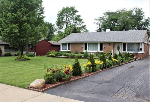 9926 Harnew, Oak Lawn, IL 60453