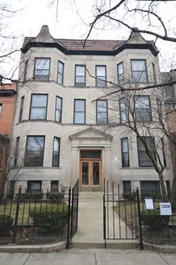 1415 W Belle Plaine Unit 3, Chicago, IL 60613 Uptown