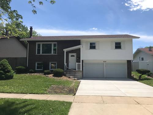 5747 151st, Oak Forest, IL 60452