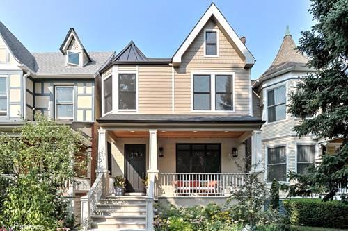 4222 N Hermitage, Chicago, IL 60613 Uptown
