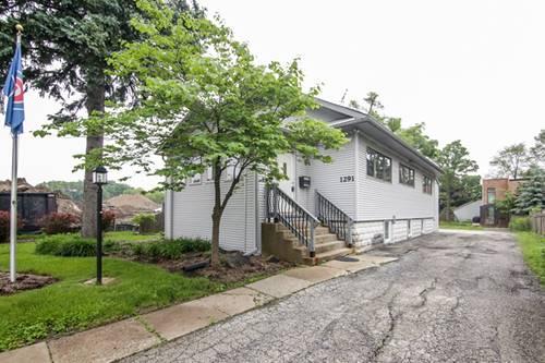 1291 Shermer, Northbrook, IL 60062