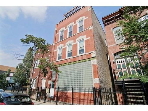 1441 N Paulina Unit 3, Chicago, IL 60622 Wicker Park