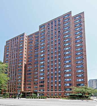 2909 N Sheridan Unit 1407, Chicago, IL 60657 Lakeview