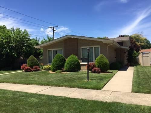 10144 Minnick, Oak Lawn, IL 60453