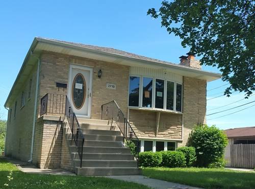 2719 N Beulah, River Grove, IL 60171