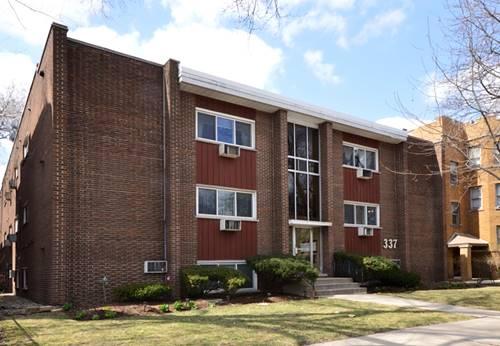 337 S Maple Unit 21, Oak Park, IL 60302
