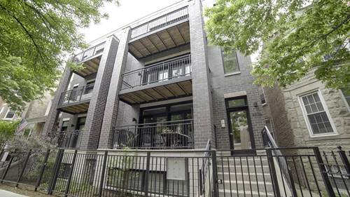 4836 N Damen Unit 3, Chicago, IL 60625 Lincoln Square