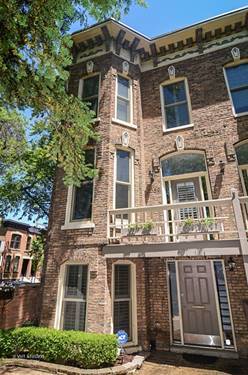2059 N Bissell, Chicago, IL 60614 West Lincoln Park