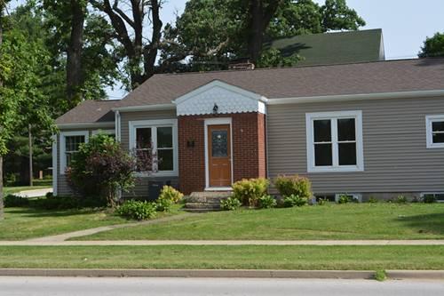 318 E Lincoln, Hinckley, IL 60520