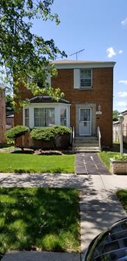 8218 S Sawyer, Chicago, IL 60652