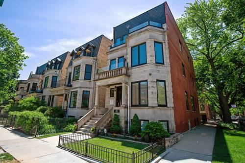 1257 W Addison Unit 3, Chicago, IL 60613 Lakeview