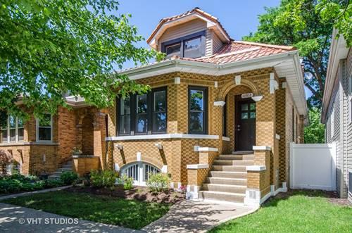 4902 W Carmen, Chicago, IL 60630