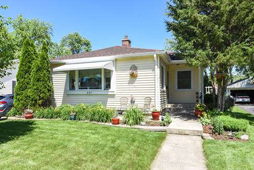 227 S Oakland Grove, Elmhurst, IL 60126