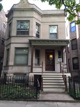 3736 N Magnolia Unit 1, Chicago, IL 60613 Lakeview