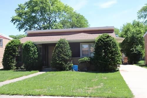 10629 S Keeler, Oak Lawn, IL 60453