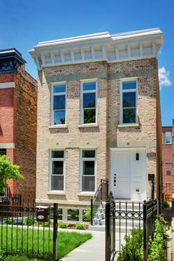 1336 N Oakley, Chicago, IL 60622 Wicker Park