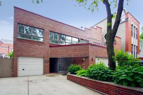 750 W Willow Unit A, Chicago, IL 60614 Lincoln Park