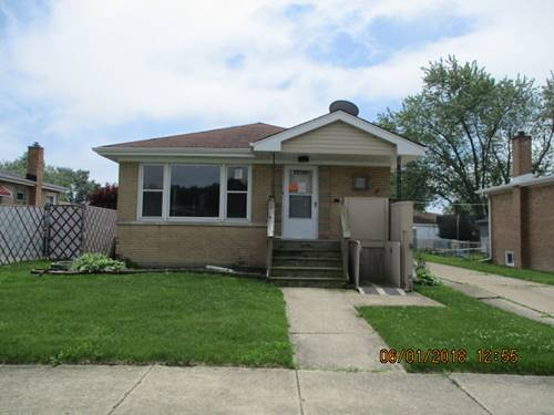 256 Cherry, South Chicago Heights, IL 60411