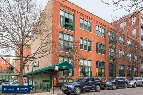 1737 N Paulina Unit 104, Chicago, IL 60622 Bucktown