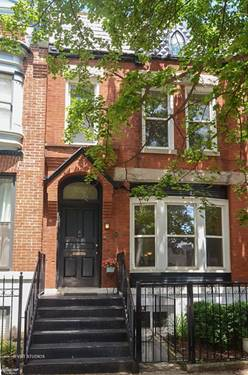 952 W Dickens, Chicago, IL 60614 West Lincoln Park