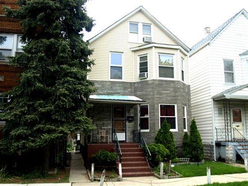 3329 N Ridgeway, Chicago, IL 60618