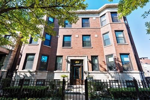 3764 N Magnolia Unit 2, Chicago, IL 60613 Lakeview
