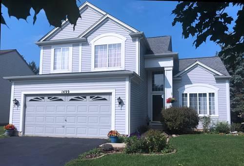 1499 Golf View, Bartlett, IL 60103