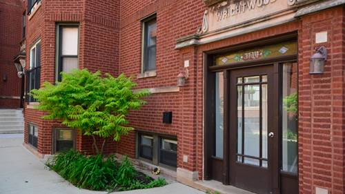 3706 W Wrightwood Unit 2-A, Chicago, IL 60647