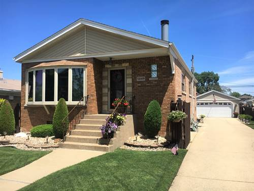 5849 S Rutherford, Chicago, IL 60638