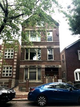 1741 W Crystal Unit 2, Chicago, IL 60622 Wicker Park