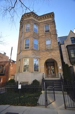 2214 N Kenmore Unit 3, Chicago, IL 60614 Lincoln Park