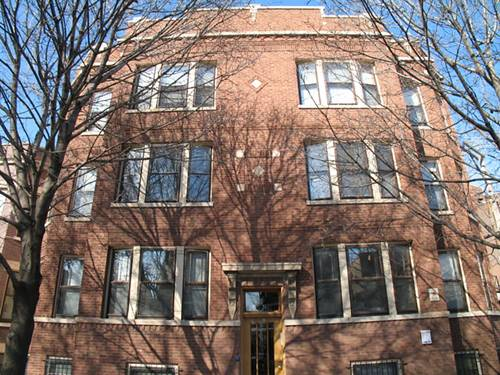 2118 W Berteau Unit 1, Chicago, IL 60618 North Center