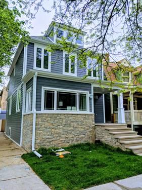 2156 W Waveland, Chicago, IL 60618 North Center