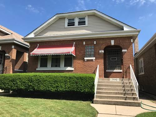 5642 W Pensacola, Chicago, IL 60634