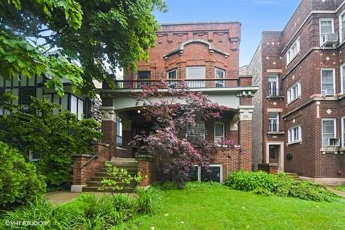 4737 N Dover, Chicago, IL 60640 Uptown