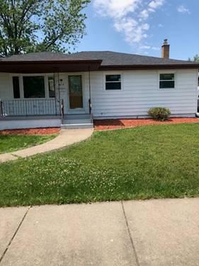 18518 Oakley, Lansing, IL 60438