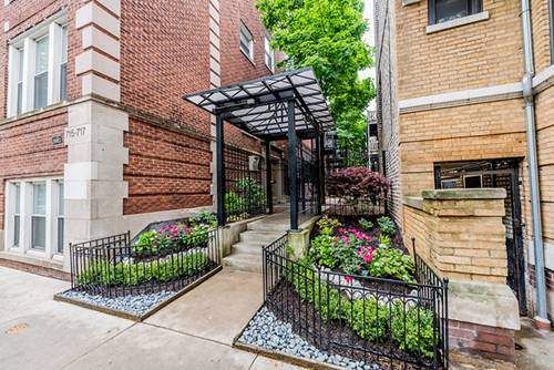 715 W Barry Unit A1, Chicago, IL 60657 Lakeview
